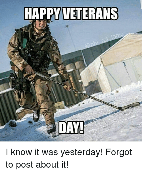 Happy Veterans Day Memes 2019