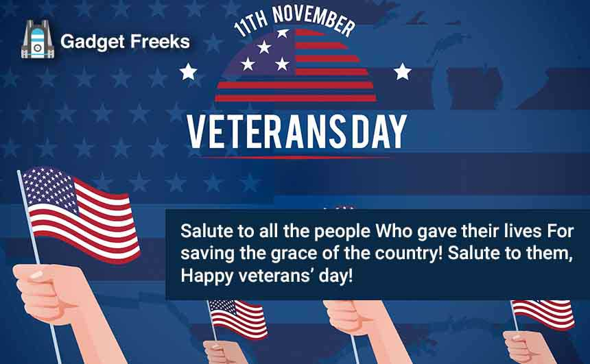 Happy Veterans Day 2019 Wishes Whatsapp Status For