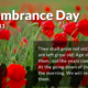 Remembrance Day Wishes
