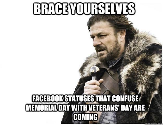 Veterans Day Memes for Instagram