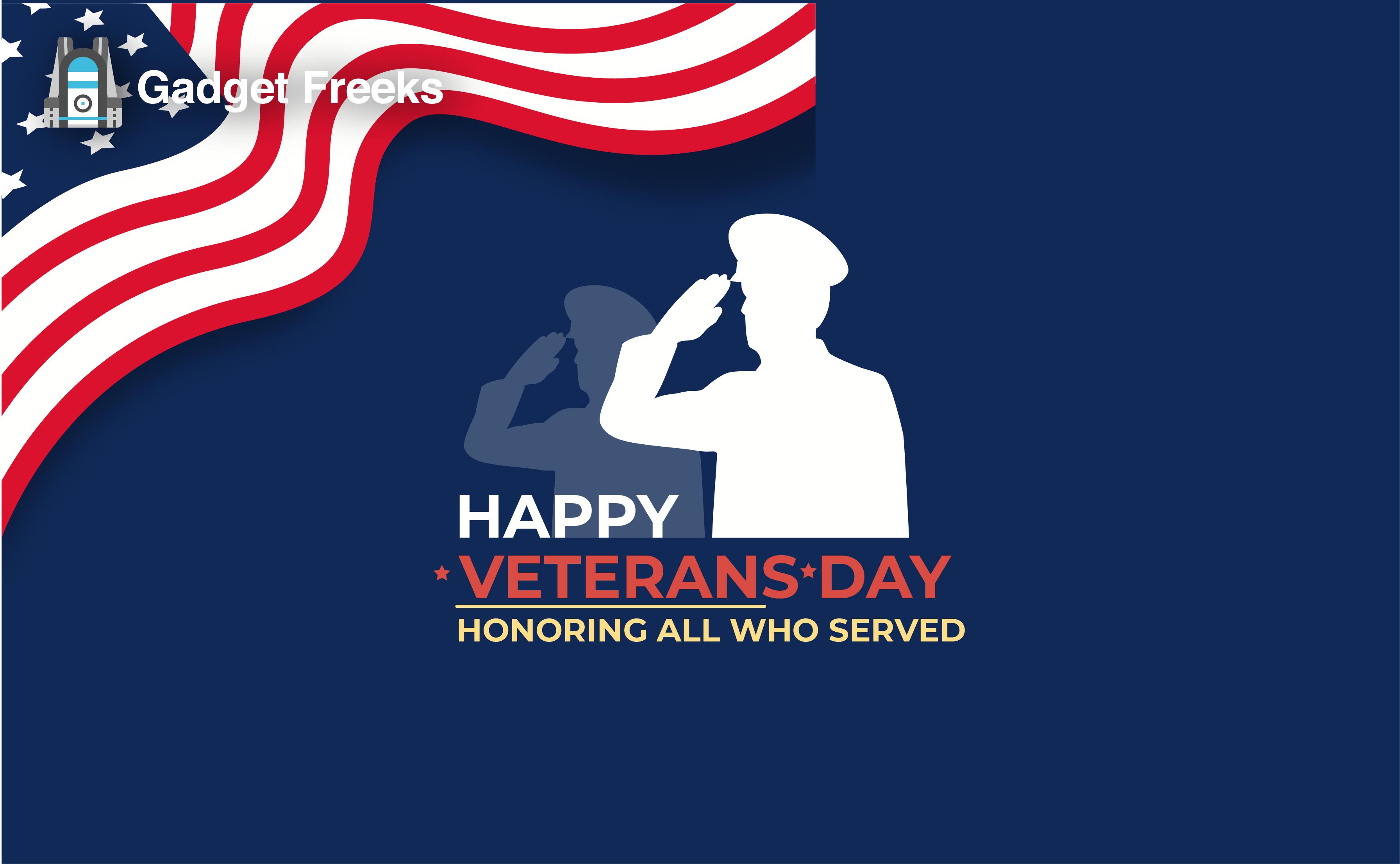 Veterans Day Photos