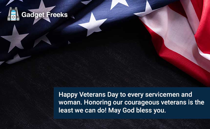 Veterans Day Prayers