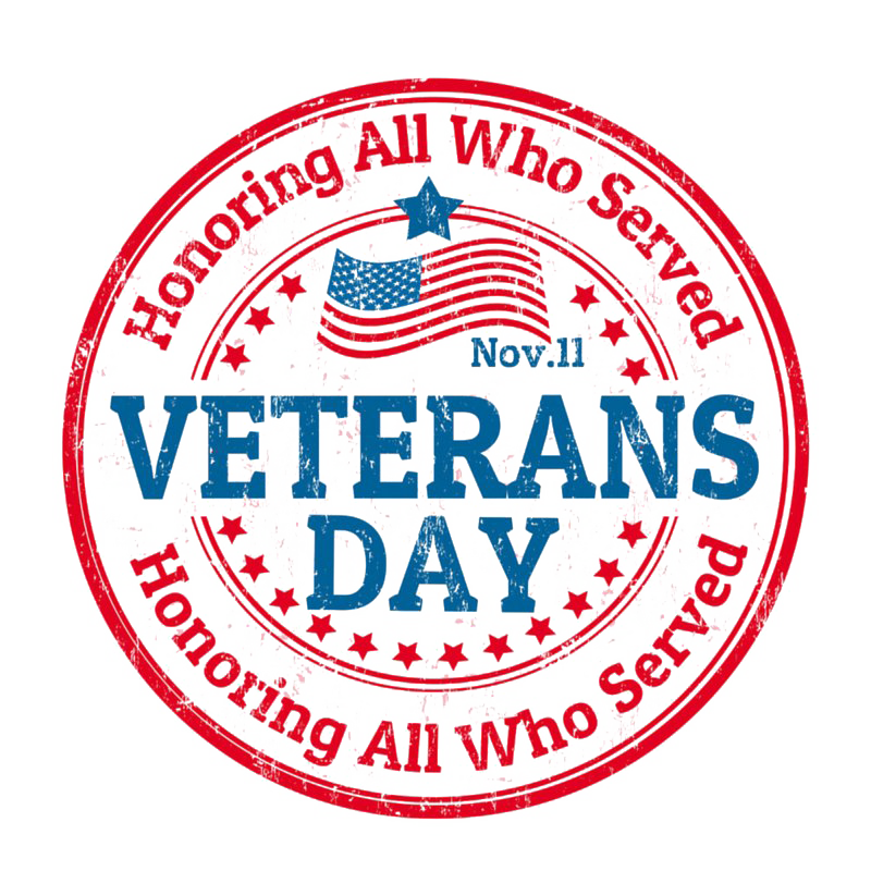 Veterans Day Stickers