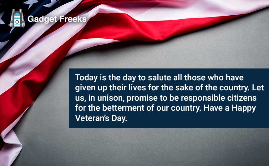 Happy Veterans Day 2019: Quotes, Sayings, Slogans ...