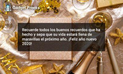 Feliz Año Nuevo 2020 deseos