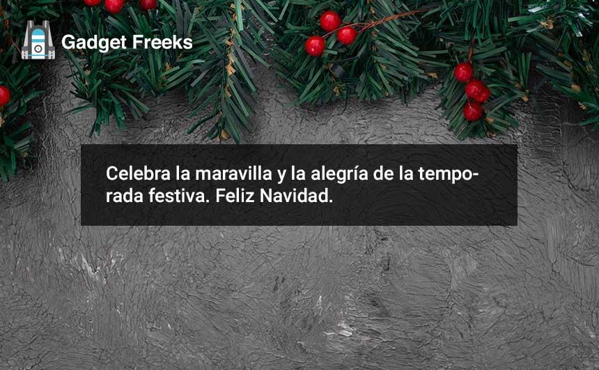 Feliz Navidad Citas
