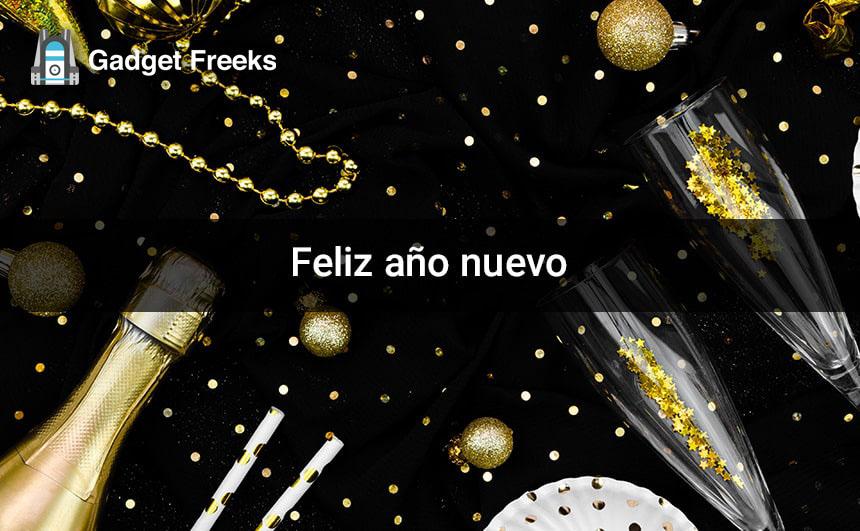 Feliz año Nuevo Imágenes Whatsapp