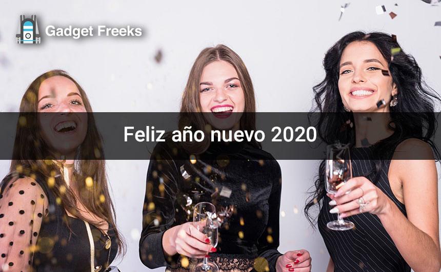 Feliz año nuevo Fondos 2020