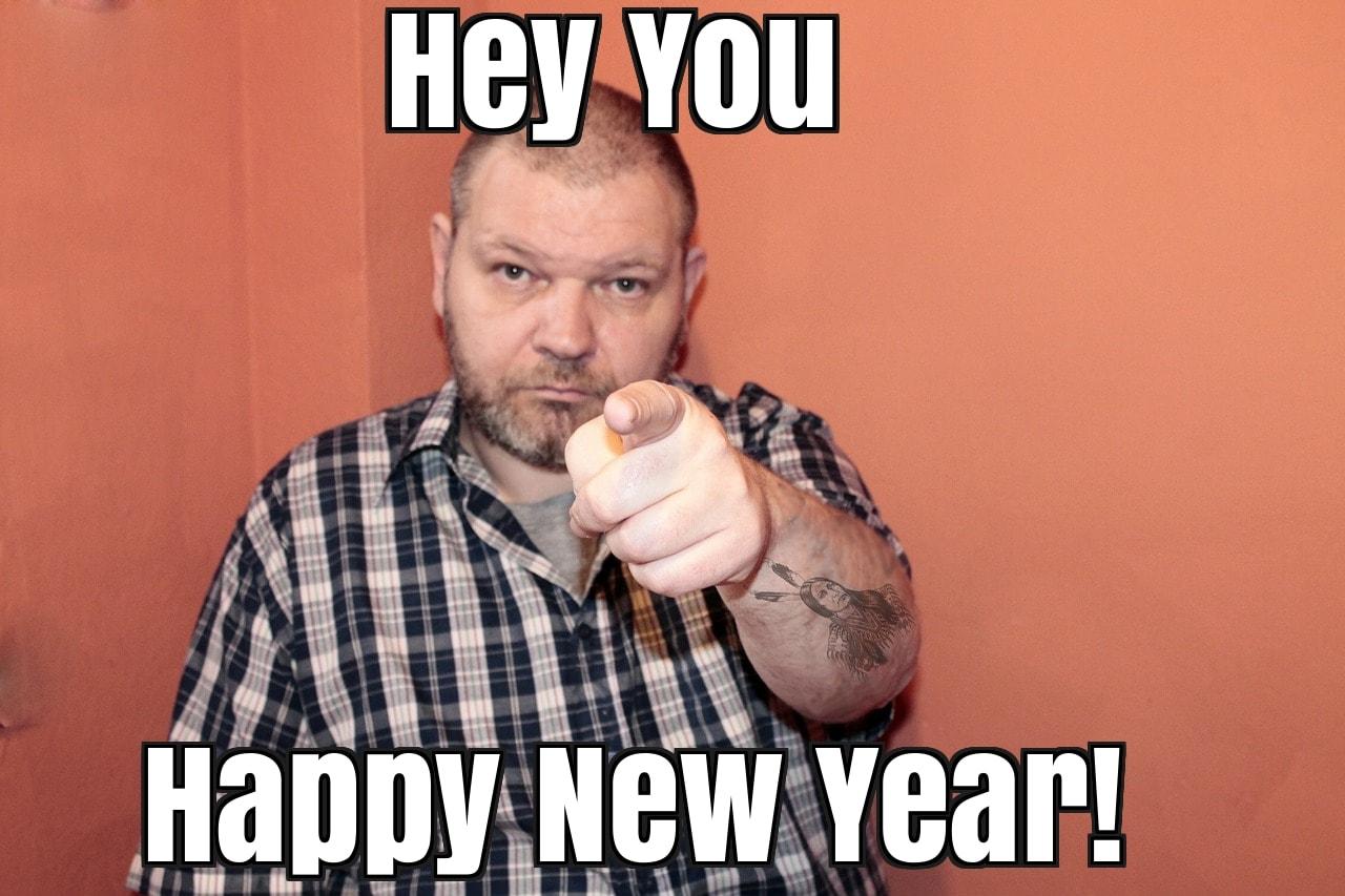 Frohes Neues Jahr 2020 Meme