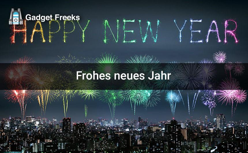 Frohes neues Jahr Fotos