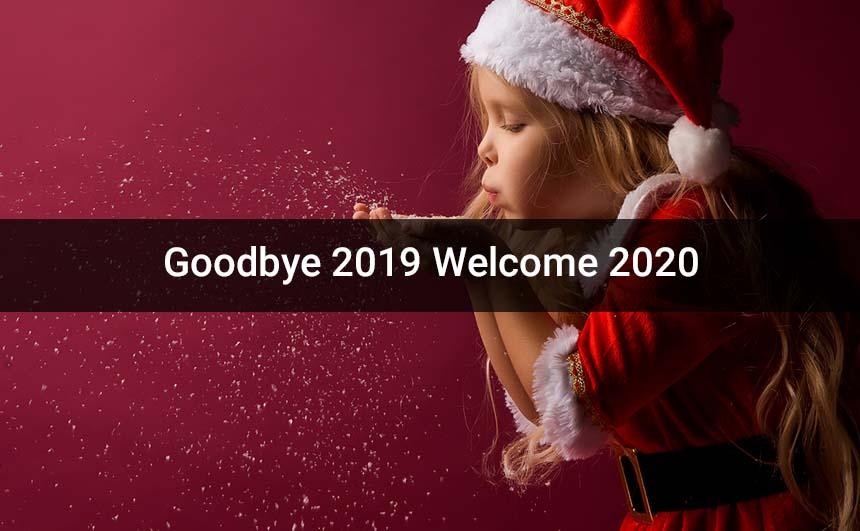 Goodbye 2019 Welcome 2020 Whatsapp DP