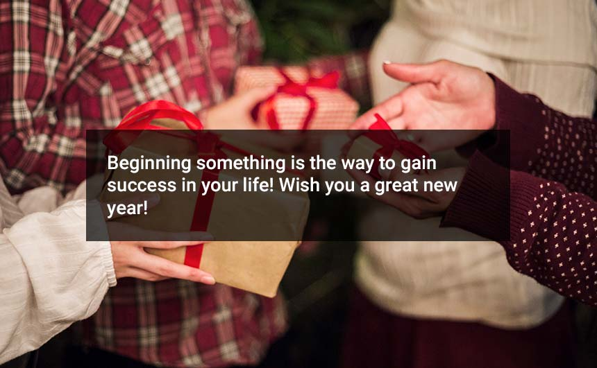 Happy New Year 2020 Beginning Quotes