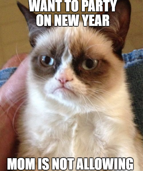 Happy New Year 2020 Eve Memes