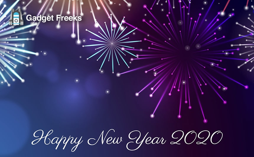 Happy New Year 2020 Images free