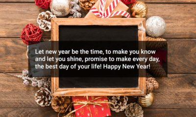 Happy New Year 2020 Inspiring Quotes