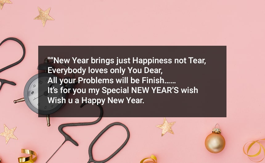 Happy New Year 2020 Poems