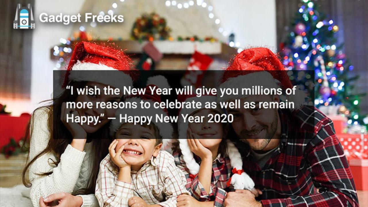 Happy New Year 2020 Status Whatsapp Video Status Story