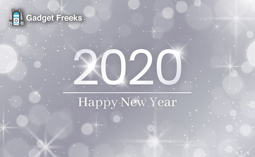Happy New Year 2020 Wallpapers Stickers Images For