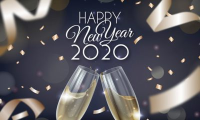 Happy New Year 2020 Wishes & Images