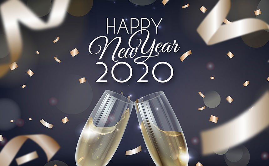 Happy New Year 2020 Best Whatsapp Wishes Facebook Messages