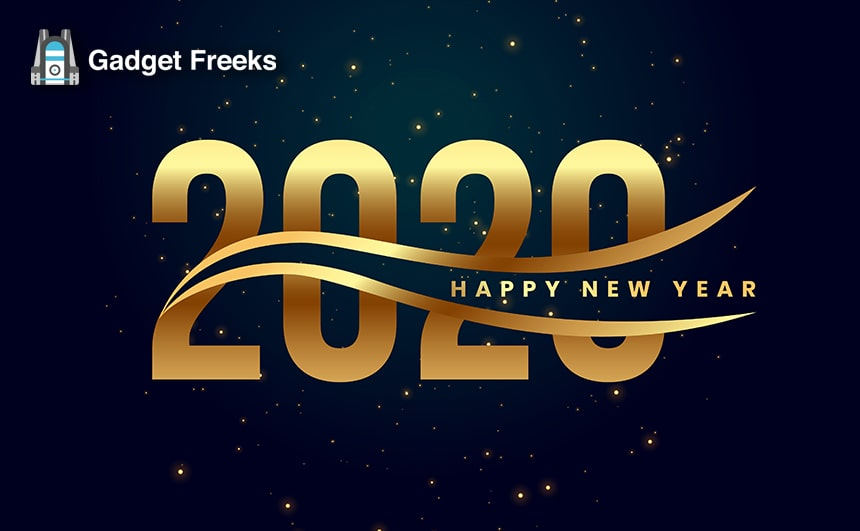 Happy New Year 2020 Images Gif 3d Pictures Hd Photos For