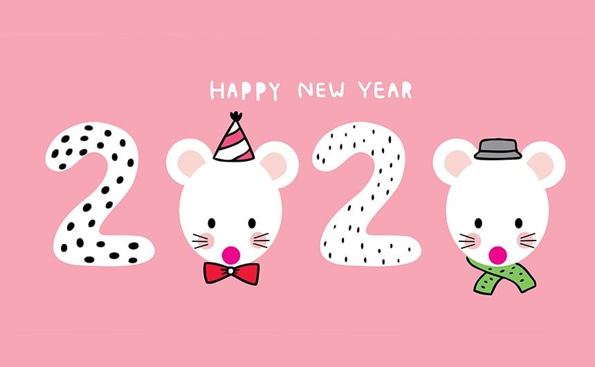 Happy New Year 2k20
