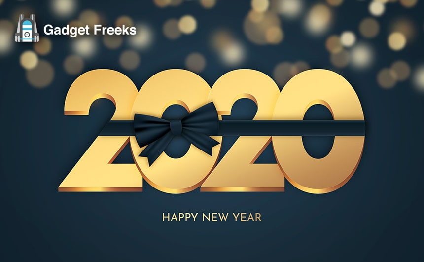 Happy New Year Images HD 2020