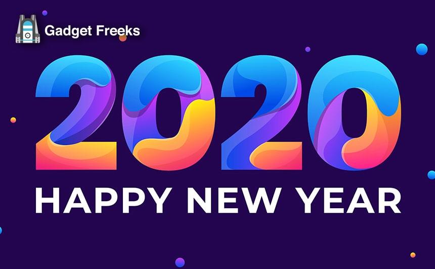 Happy New Year Whatsapp DP