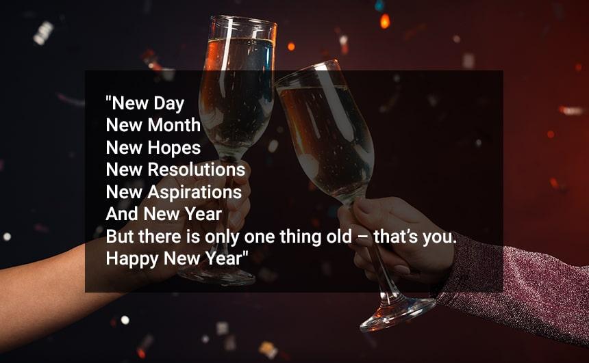 Happy New Year Whatsapp Status 2020