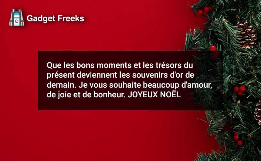 Joyeux Noël 2019 Citations