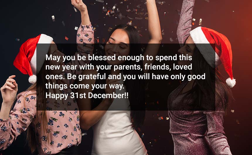 Last Day of the Year Messages 2019