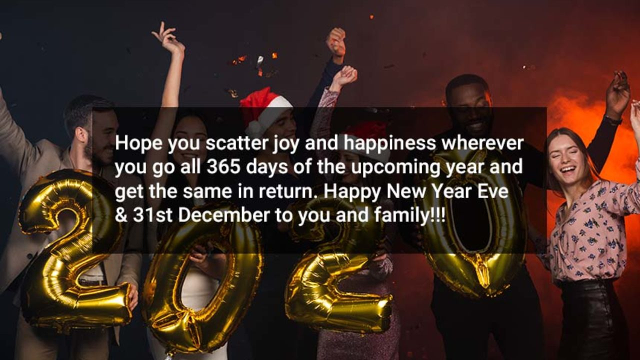last day of the year quotes wishes images status to share on