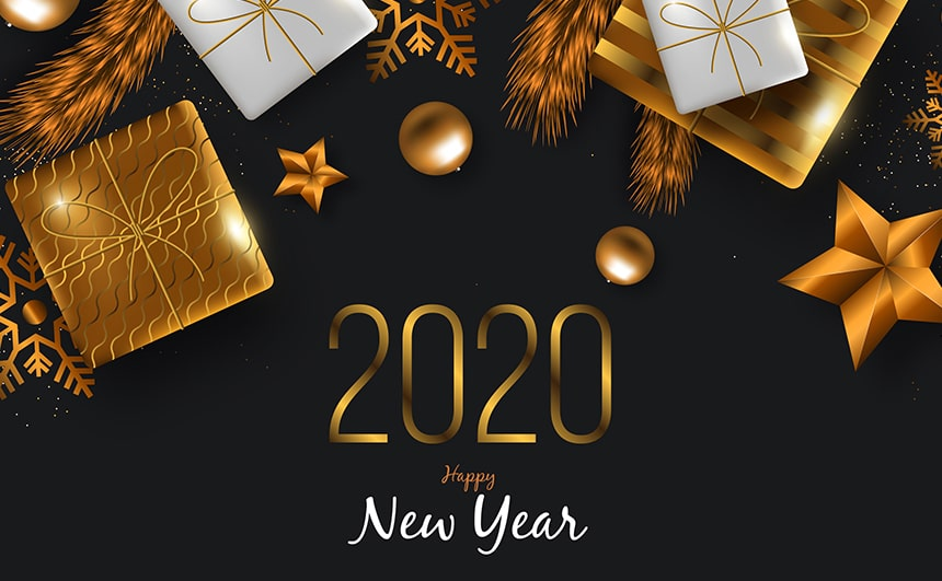 New Year 2020 Photos