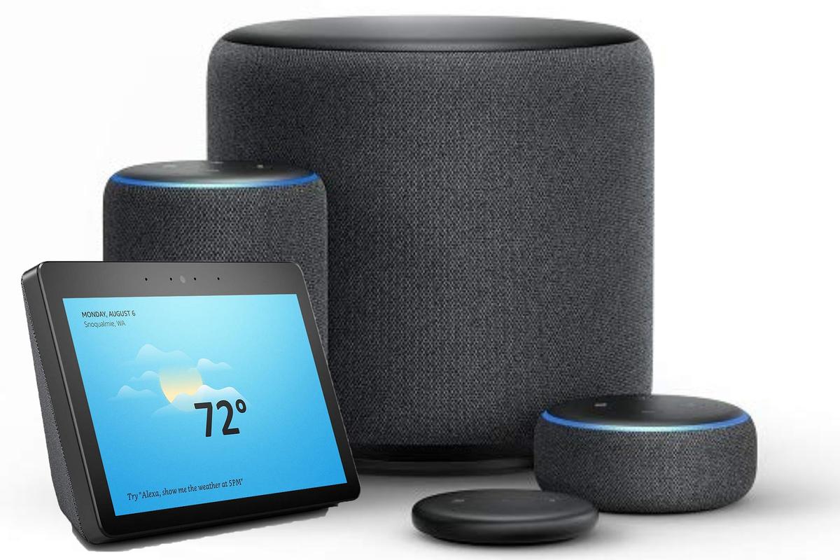 Amazon S Cyber Monday 2019 Echo Speaker Deals Are Now Live Gadget Freeks