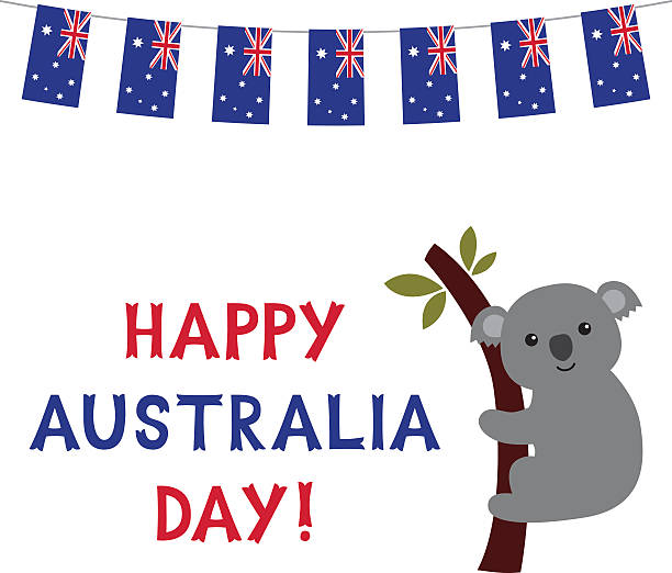 Australia Day Cliparts