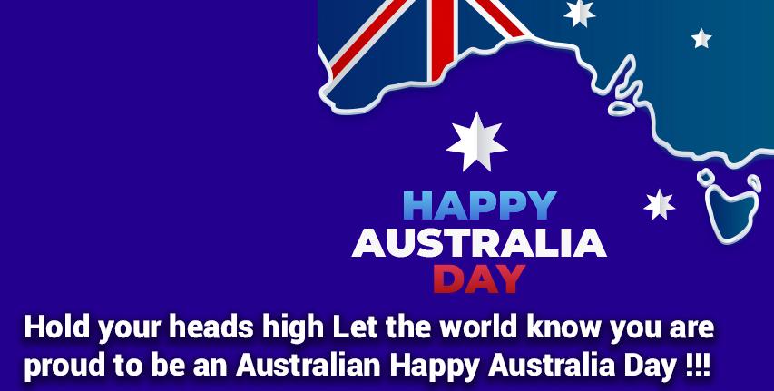 Australia Day Greetings