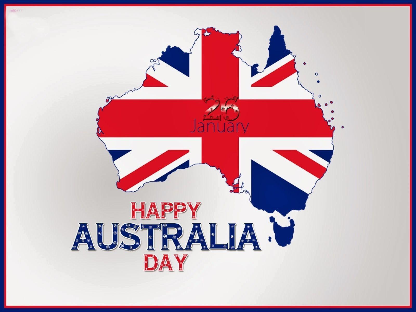 Australia Day Wallpaper