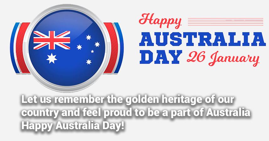Happy Australia Day Wishes