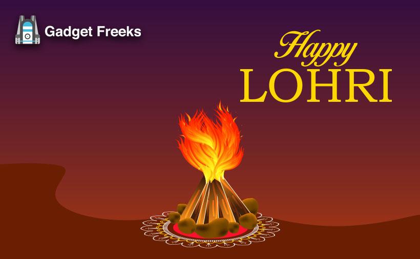 Happy Lohri 2020 Images