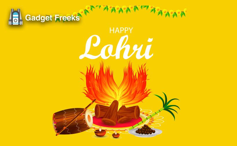 Happy Lohri Images for Whatsapp