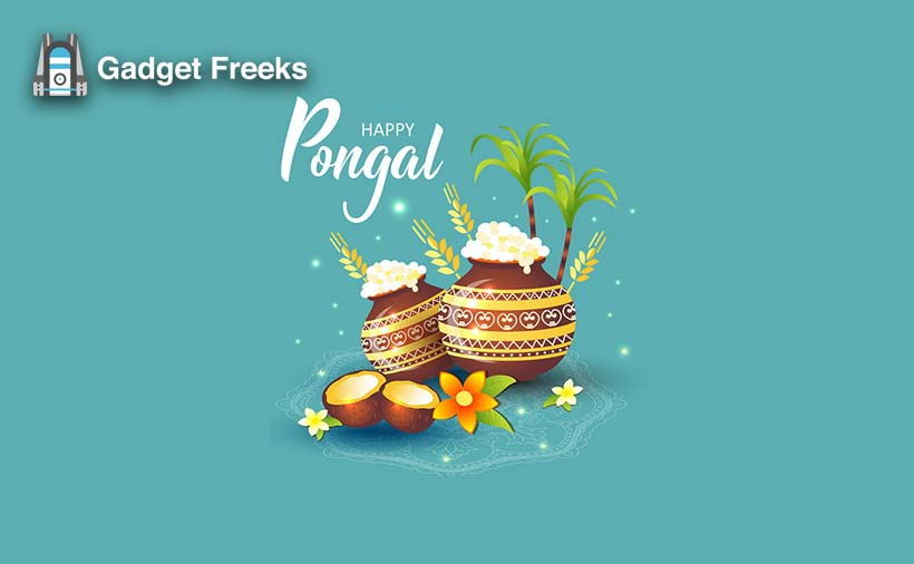 Happy Pongal Images 2020
