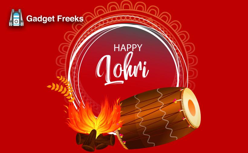 Lohri Images