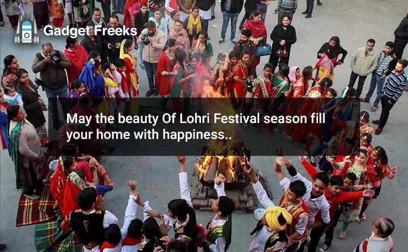Lohri Status