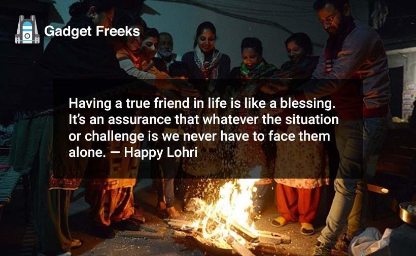 Lohri quotes