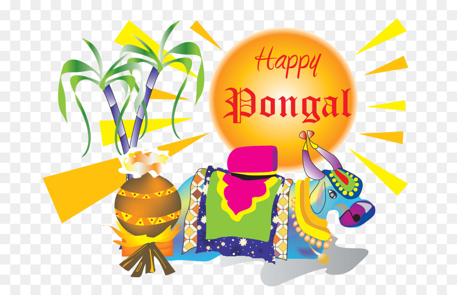 Pongal Whatsapp Stickers