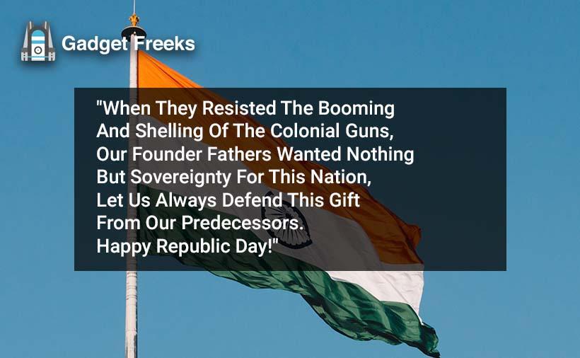 Republic Day Patriotic Shayari & Poems to share on 26th January 2020 –  Gadget Freeks