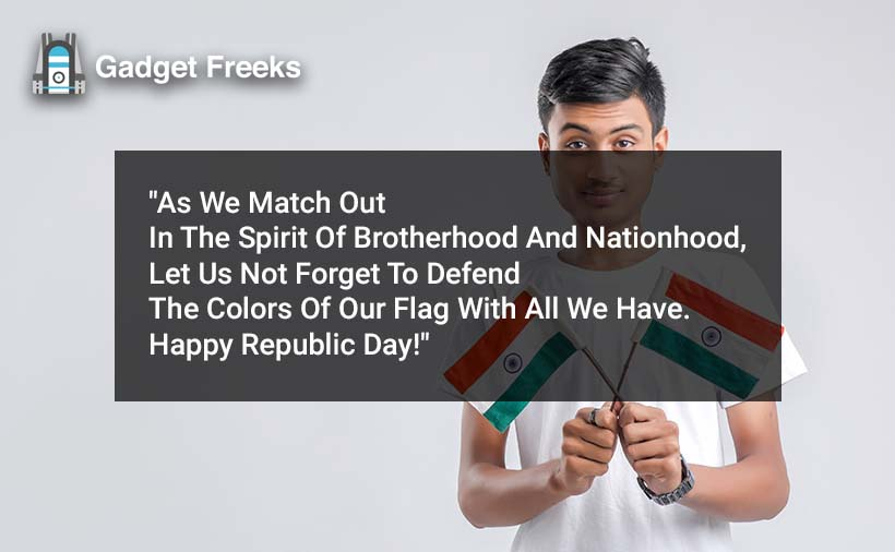 Republic Day Status for Whatsapp