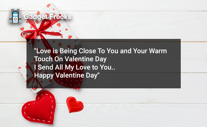 Happy Valentines Day Status