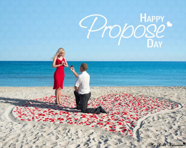 Propose Day Whatsapp DP