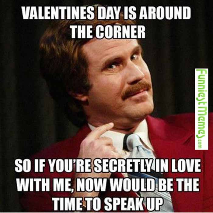 Valentines Day Memes for Instagram